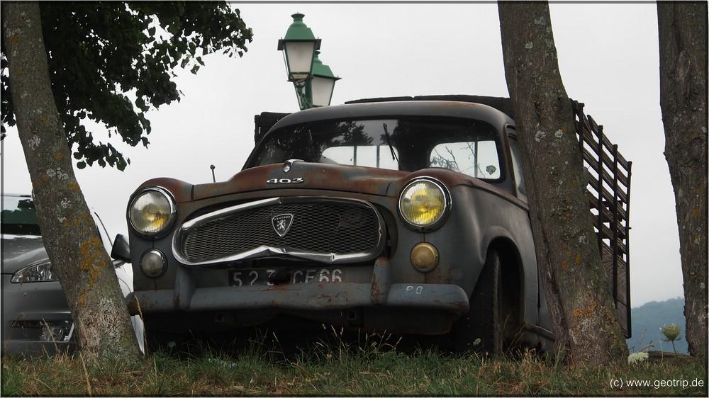 Peugeot - neuestes Modell