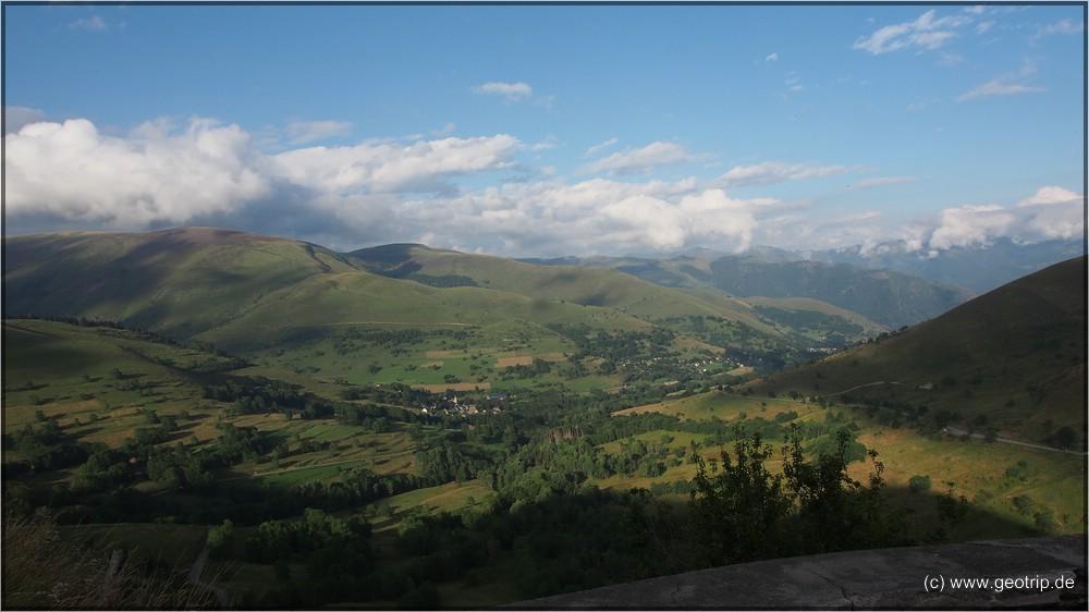 Wieder unterwegs - in den Pyrenäen ist auch der Weg das Ziel