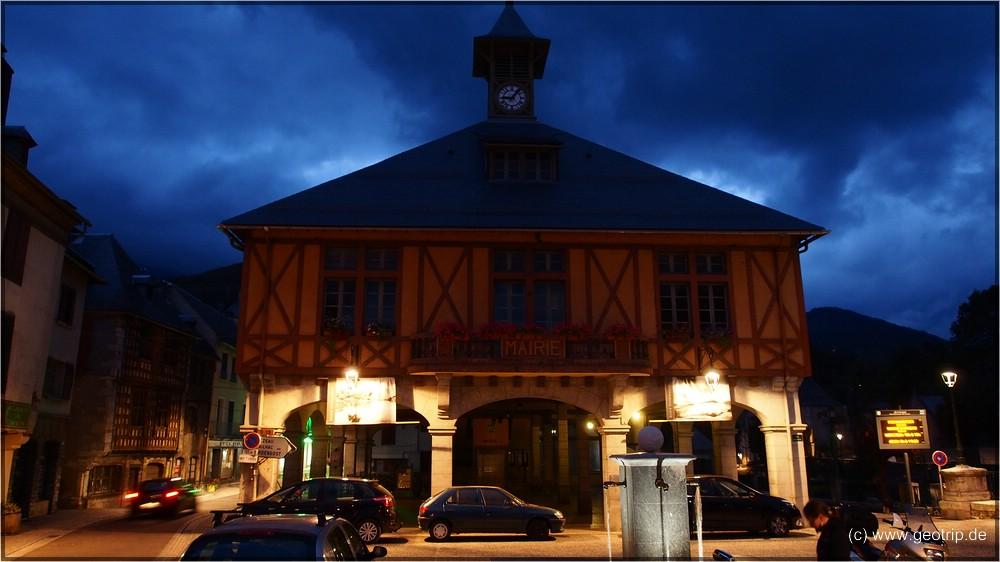 Die Mairie von Arreau