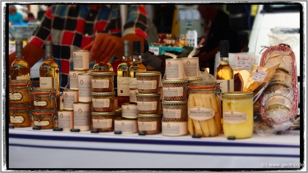 Markt in Laruns