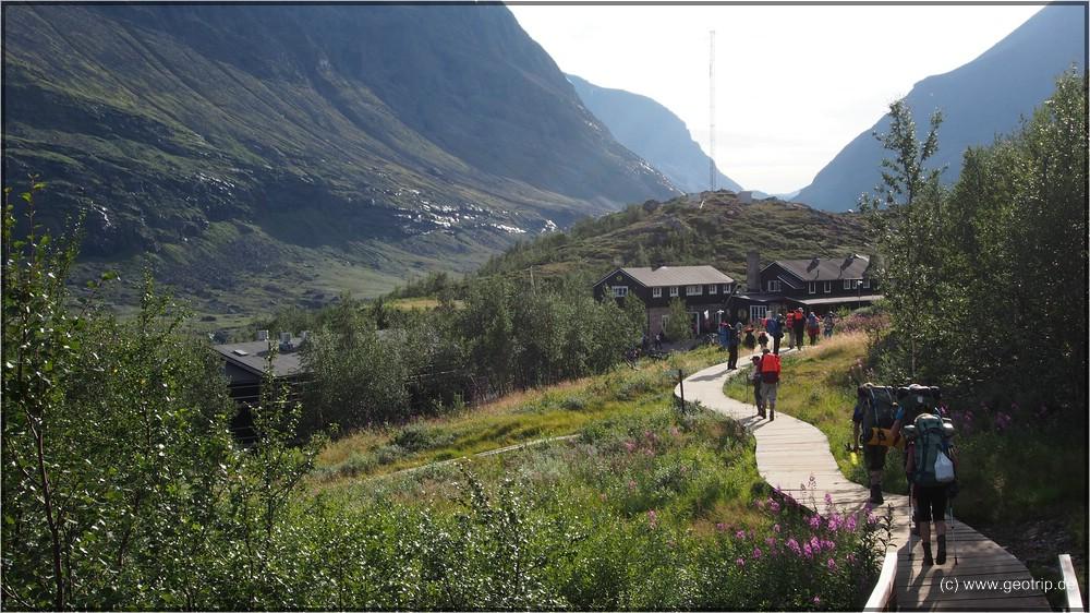 Kebnekaise Fjell Station