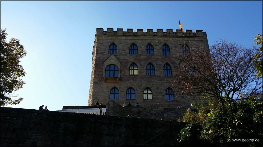 Das Hambacher Schloß