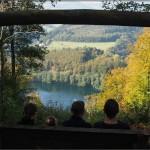 Herbsttour 2014: Zu den Maaren der Eifel