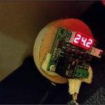Automatische Lüftersteuerung zur Kühlschrankkühlung