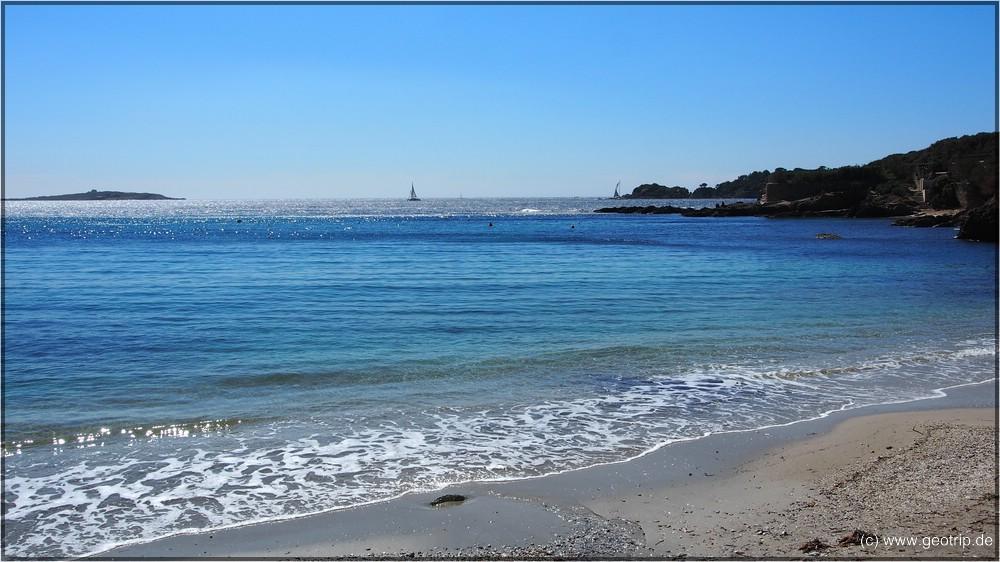 erstmal Strand