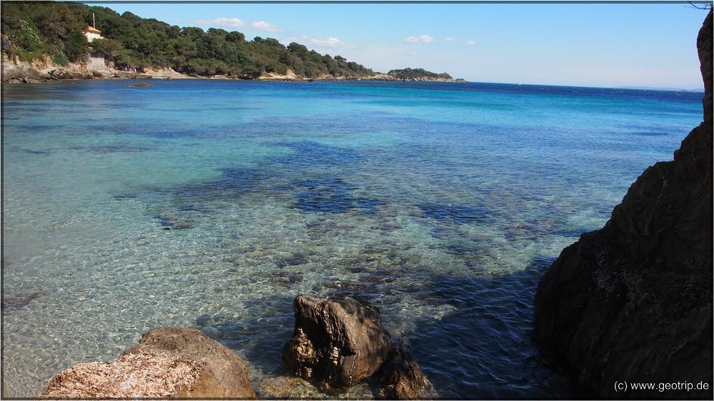 Cote d'Azur - der Name kommt nicht von ungefähr