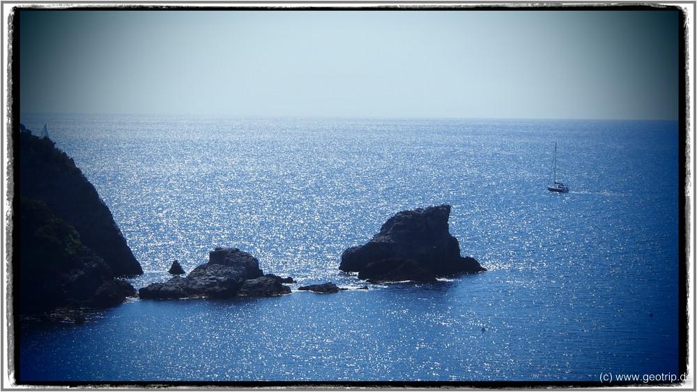 an der Cote d'Azur