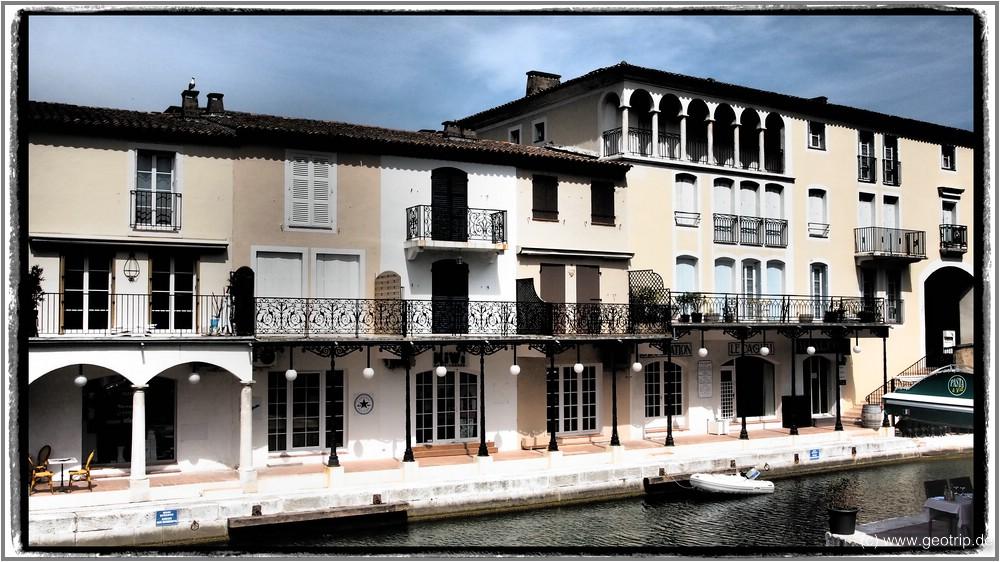 Venedig oder Provence? Beton!