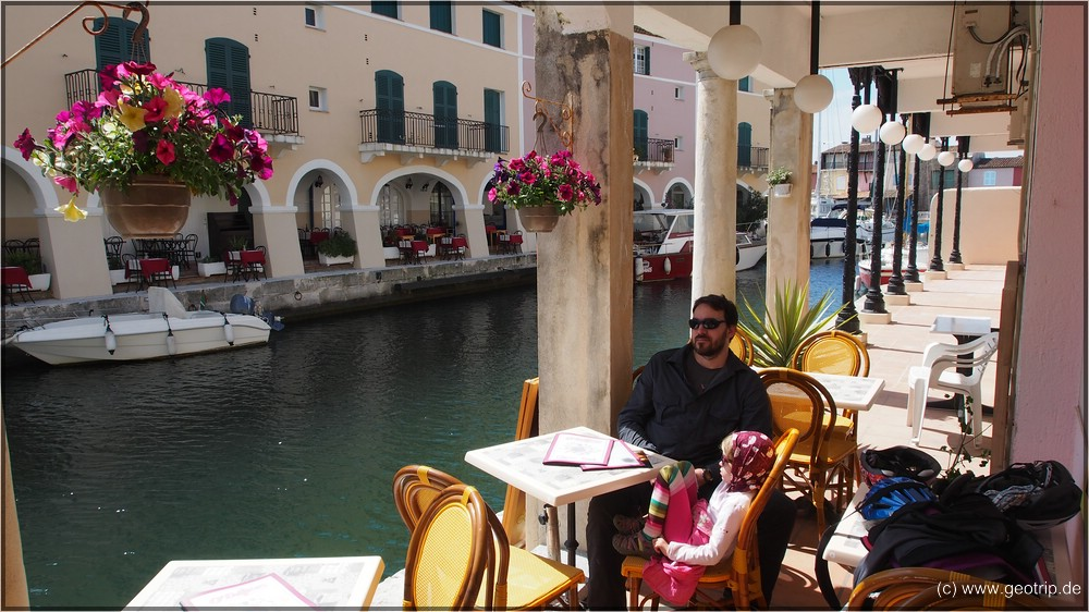 Cafe am Canal