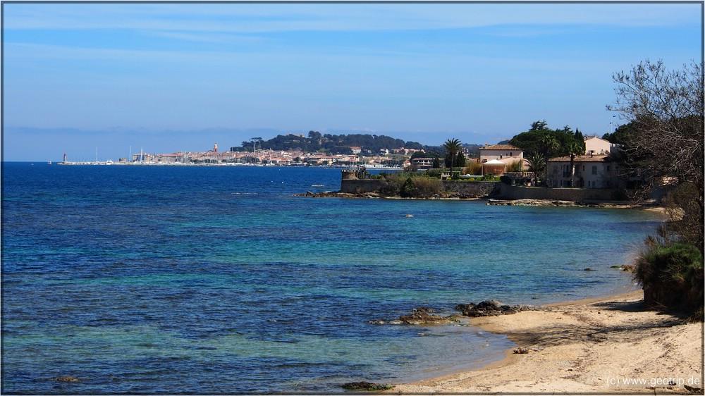 Da hinten - St. Tropez