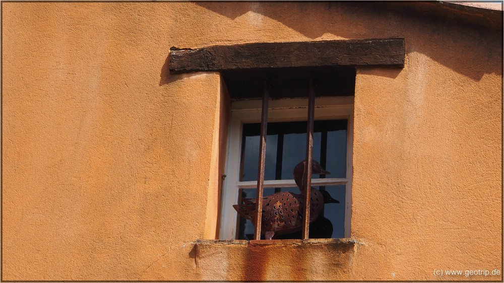 Oder hübsche Fenster?