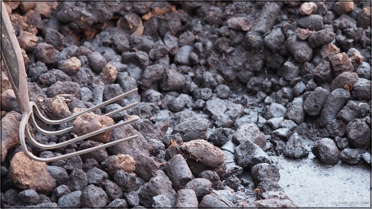 Wichtiger Bestandteil: Peat (Torf)