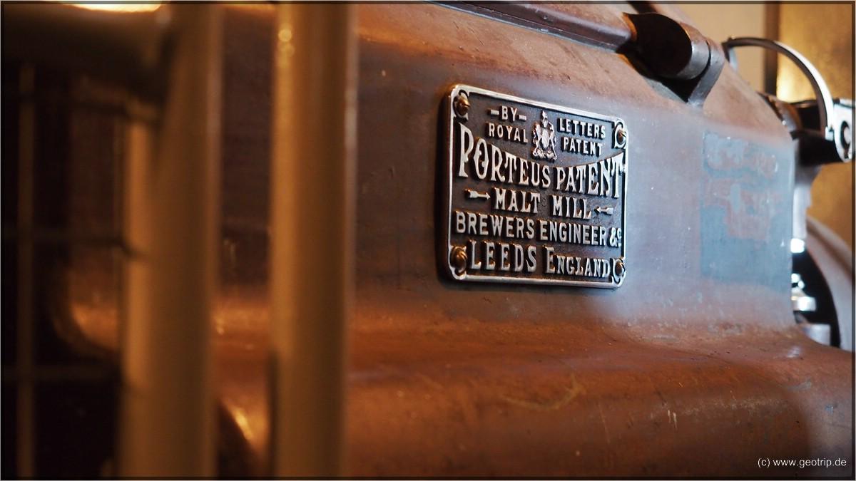Porteus - die Mühlen sind anscheinend so qualitativ und langlebig, dass die Firma schon längst Pleite ist...