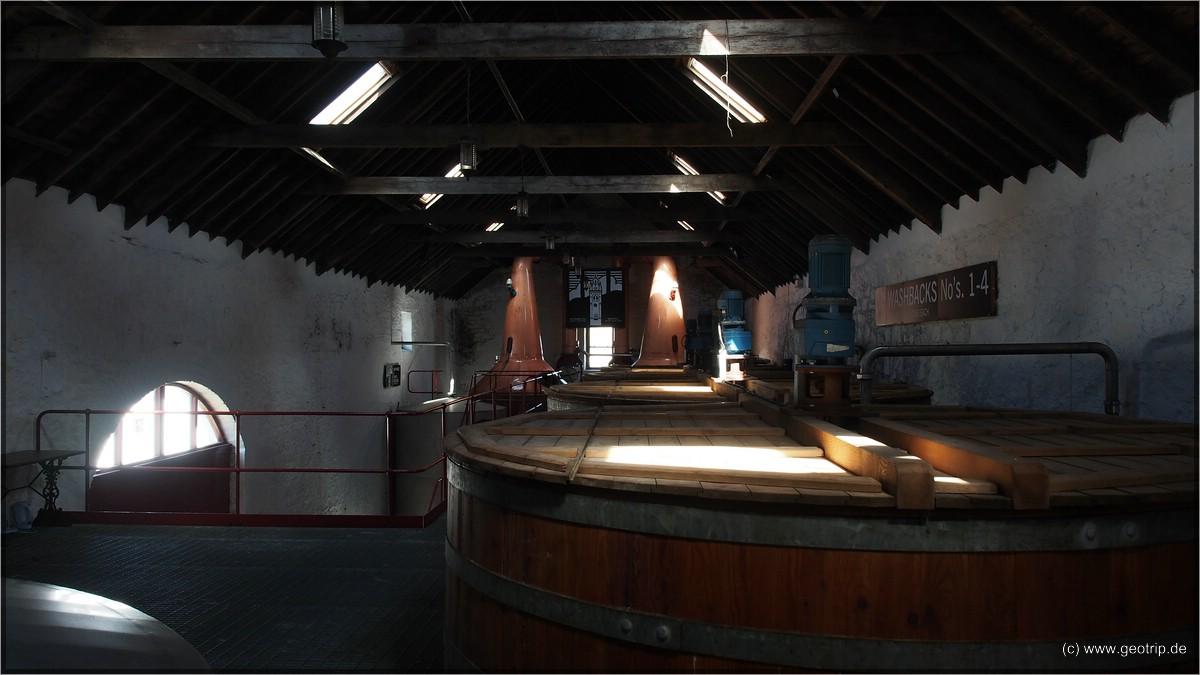 Distillery at-a-glance