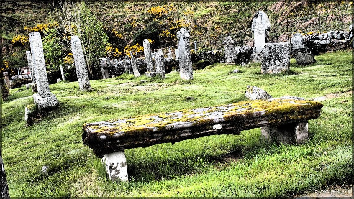 Der Uralte Friedhof hinter Keils