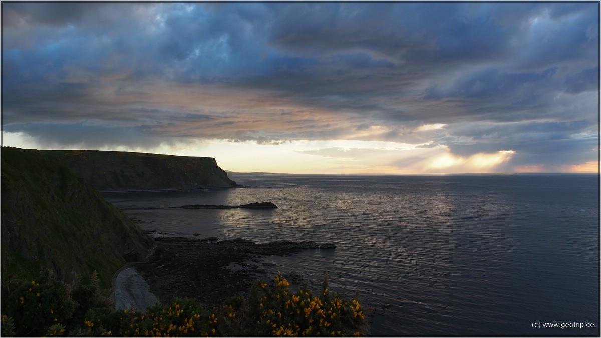Wetterphänomene in Schottland