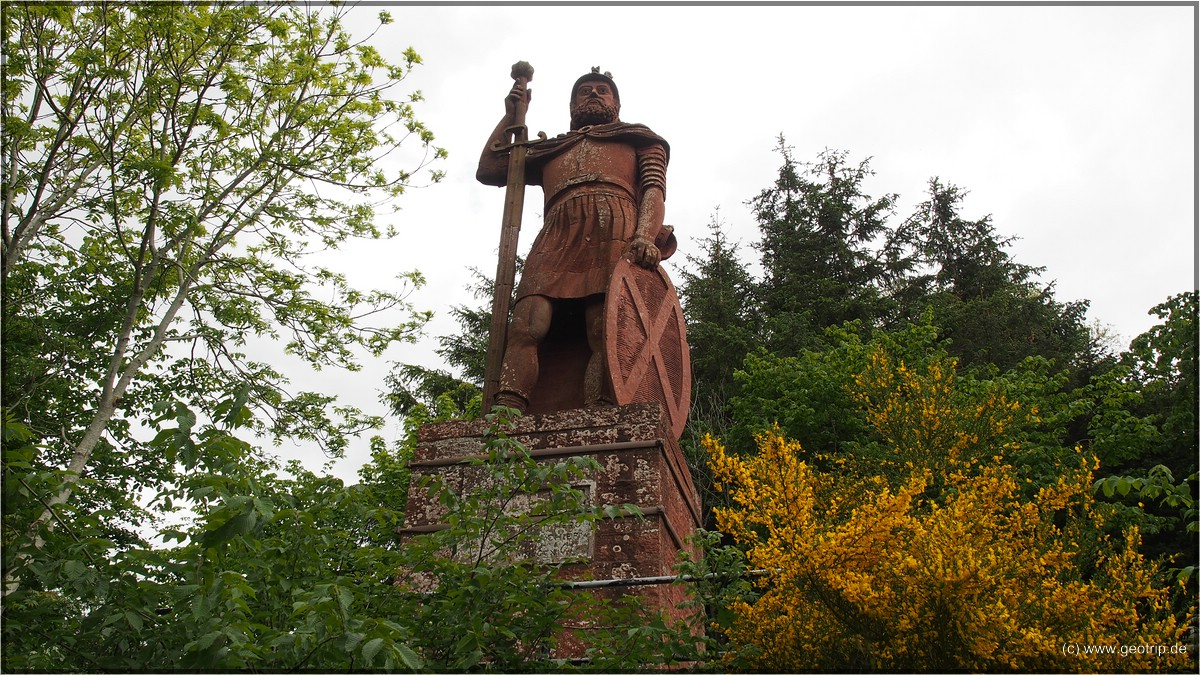 William Wallace - was ein hässliches Denkmal