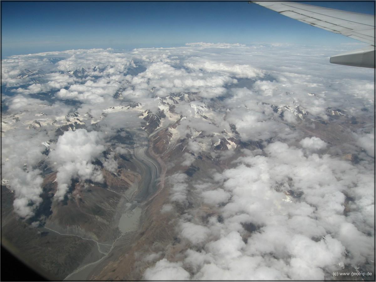 Himalaya von oben - grandios