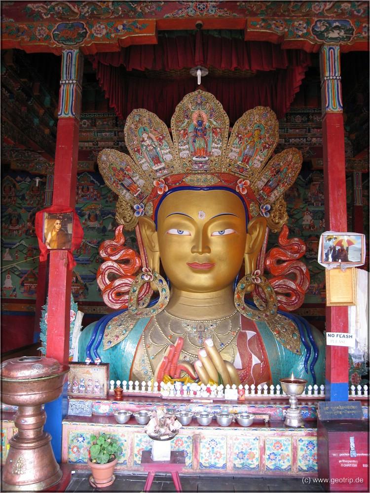 der schönste Buddha, denn wir gesehen haben
