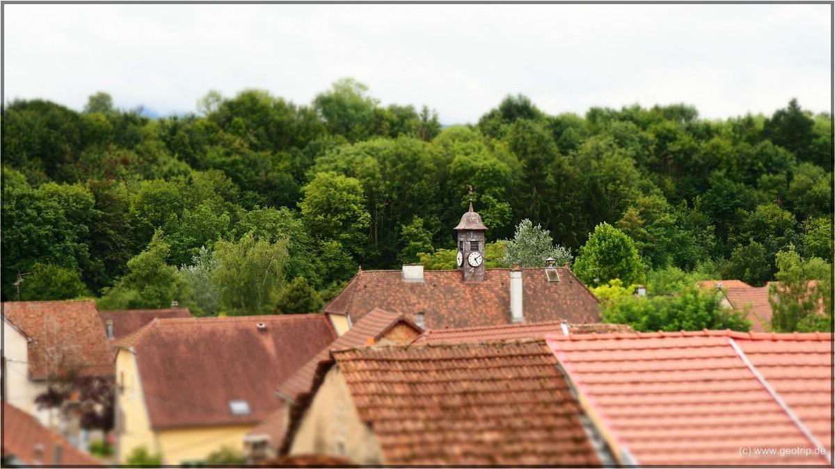Über den Dächern von SMC