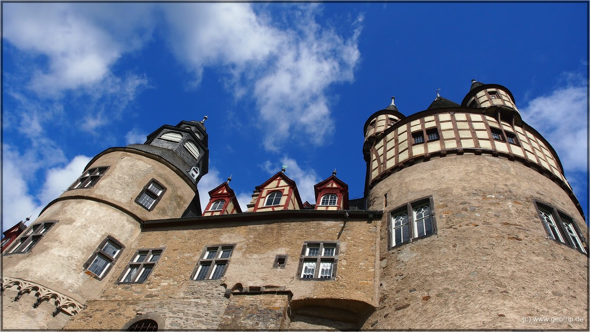 oder doch Burg?