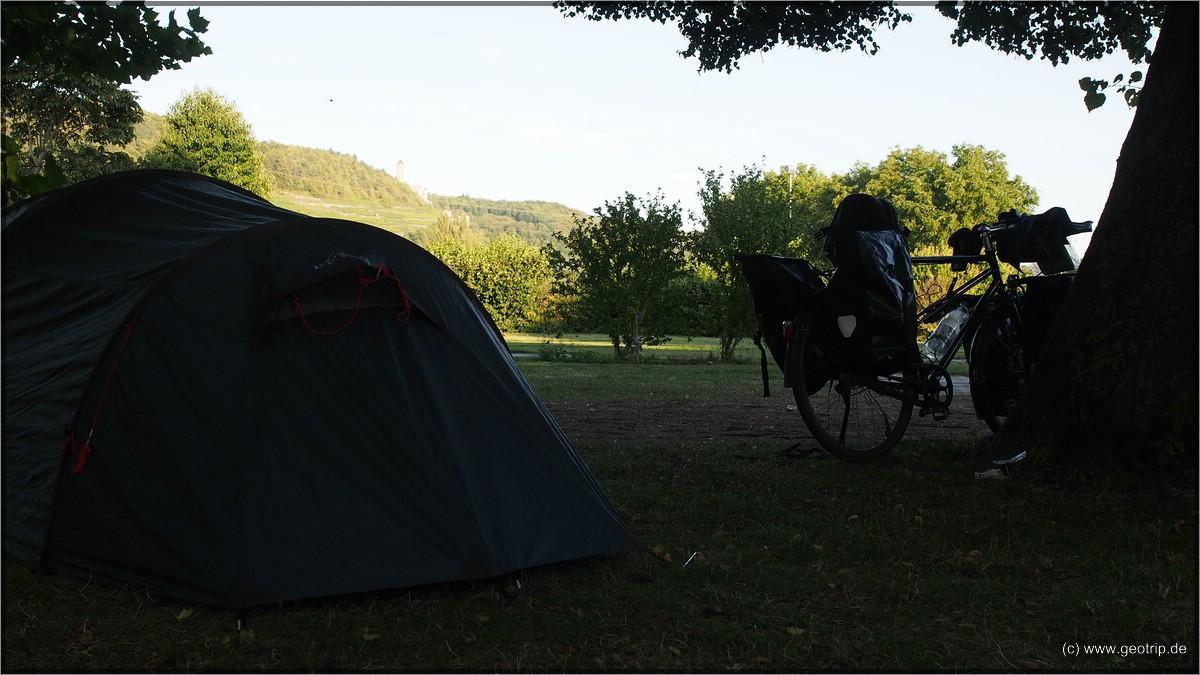 Camping Neckarzimmern