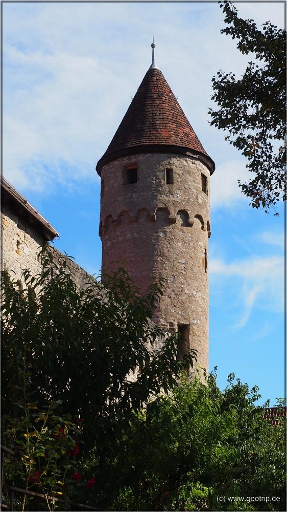 Die Altstadt von Gundelsheim