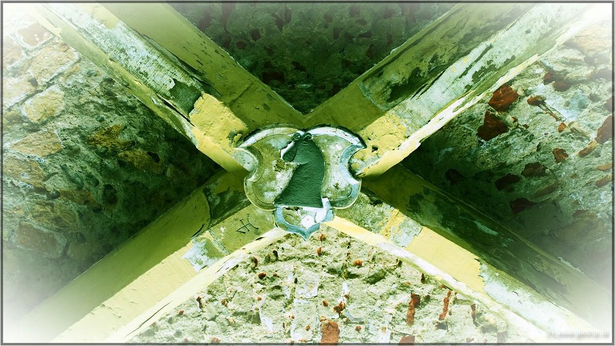 Detail im Inneren