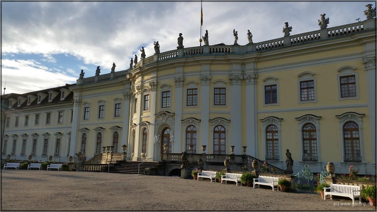 Das Ludwigsburger Residenzschloß