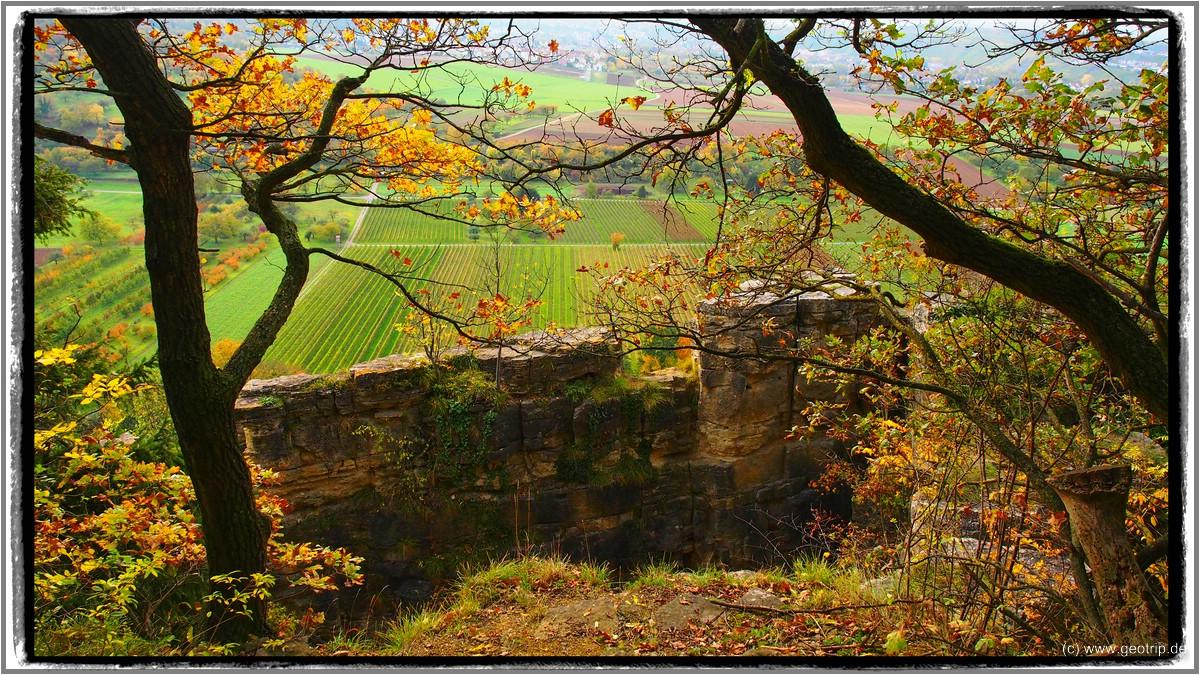 Felsengärten - beliebtes Klettergebiet