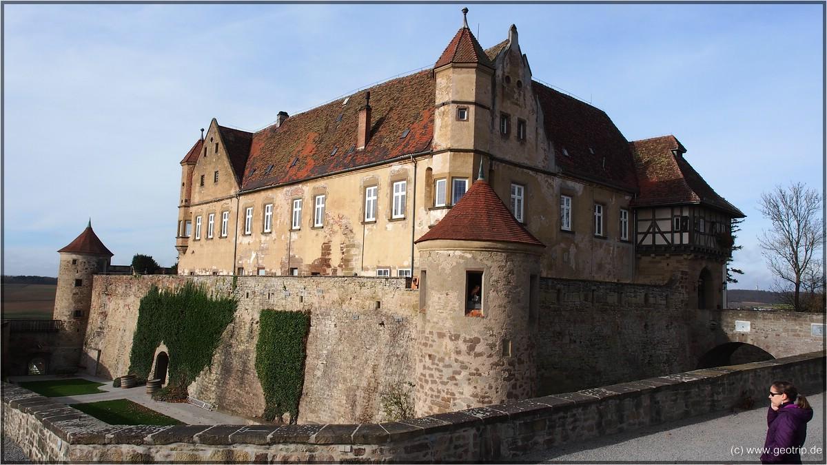 Schloß Stettenfels
