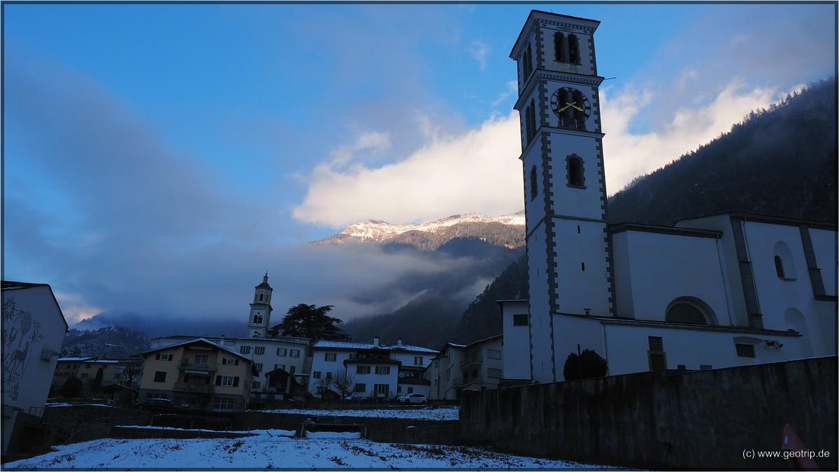 Wieviele Kirchen hat der kleine Ort eigentlich?