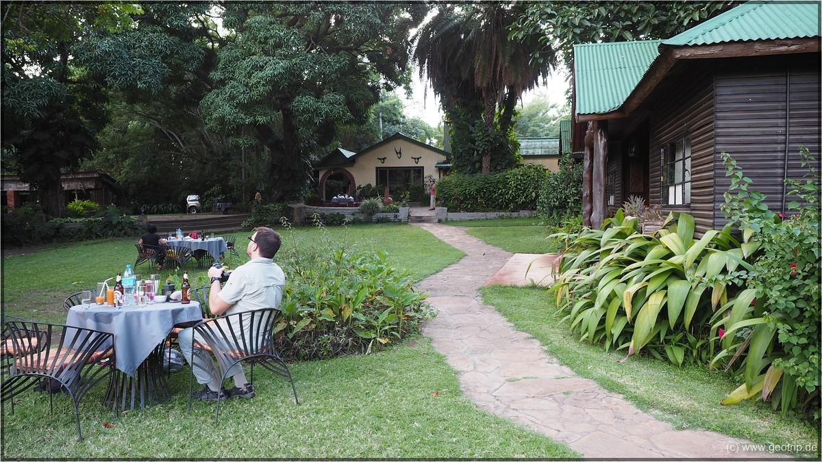 Mt. Meru Game Lodge