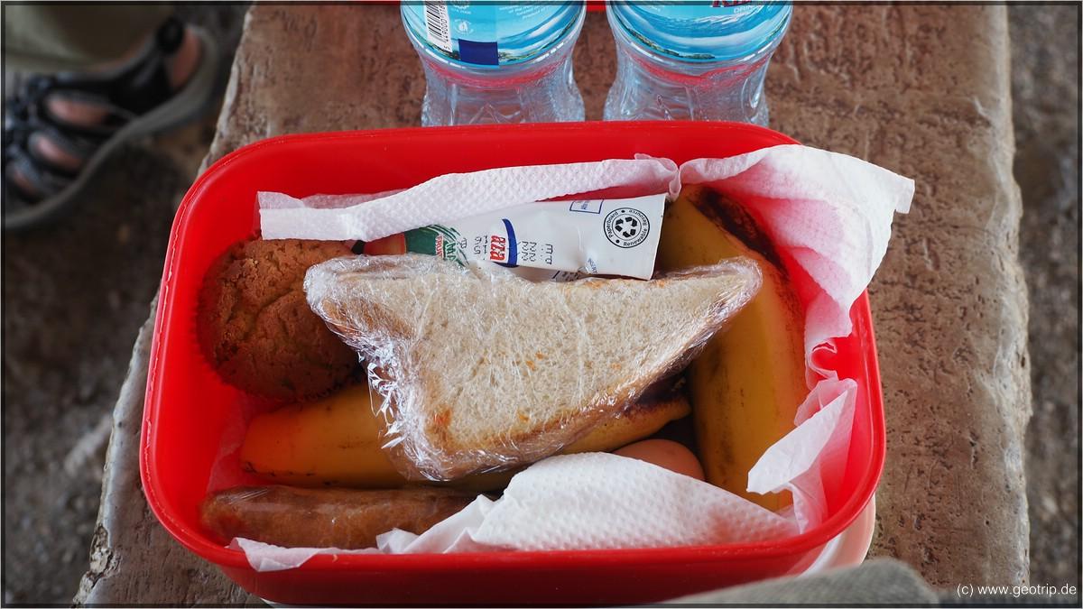 Unser Lunchpaket