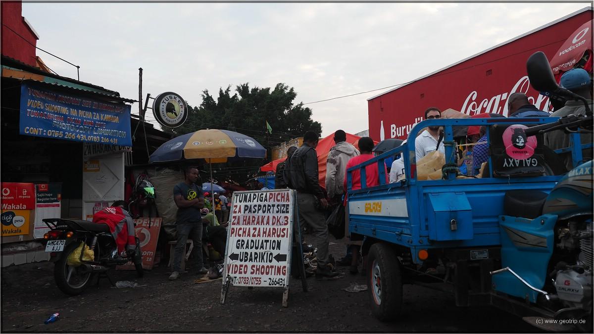 Der lokale Markt