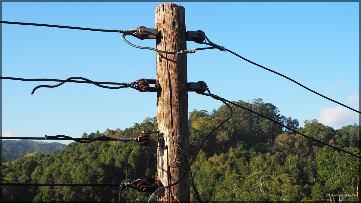 Kein Wunder daß dauernd Power Cut ist