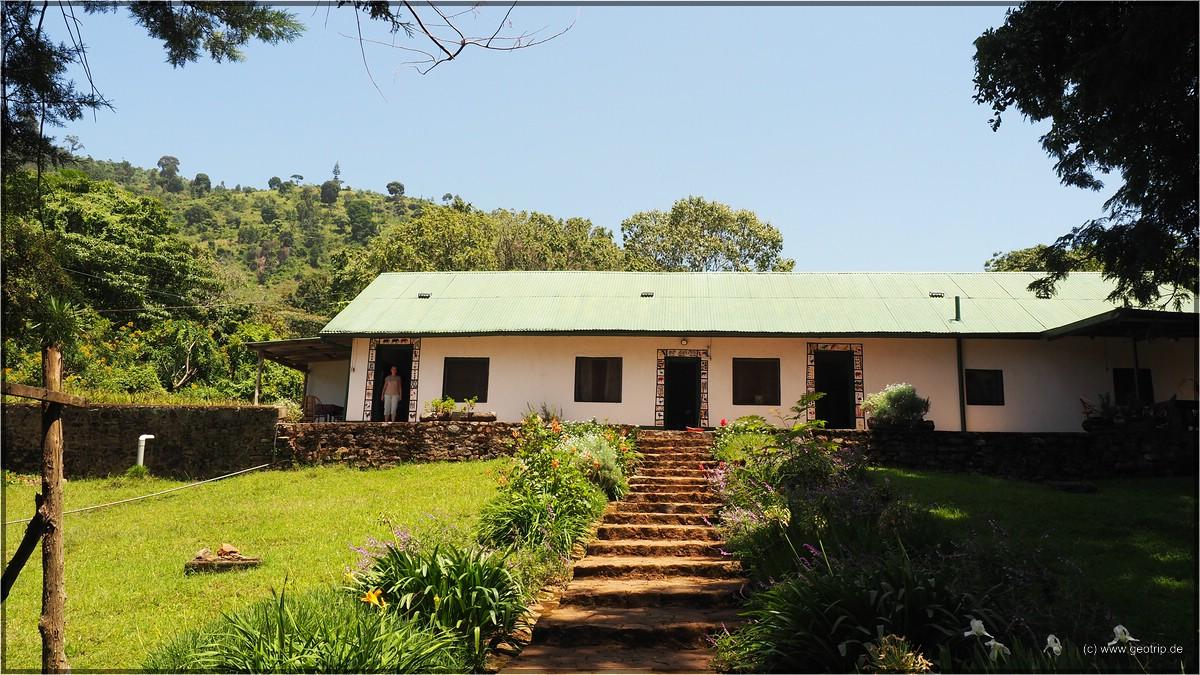 Irente Farm Lodge