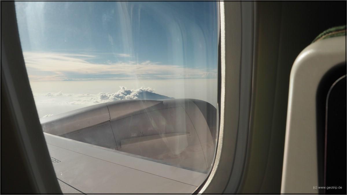 Ein letzter Blick - Mt. Meru