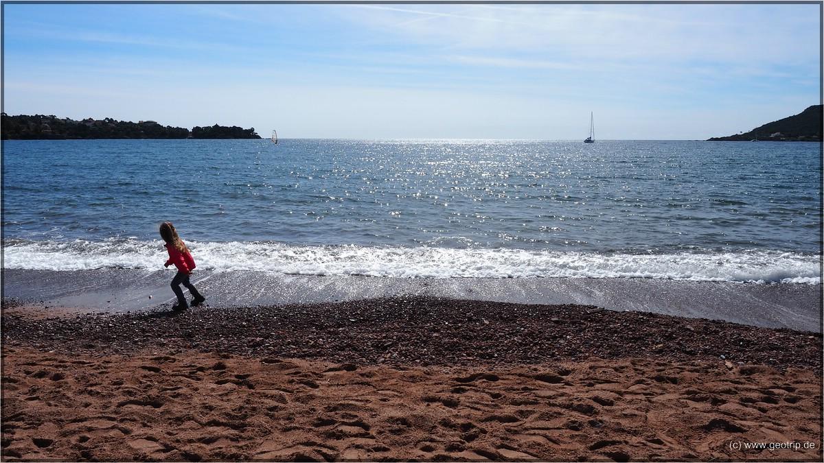 Sonne, Meer und Wanderung