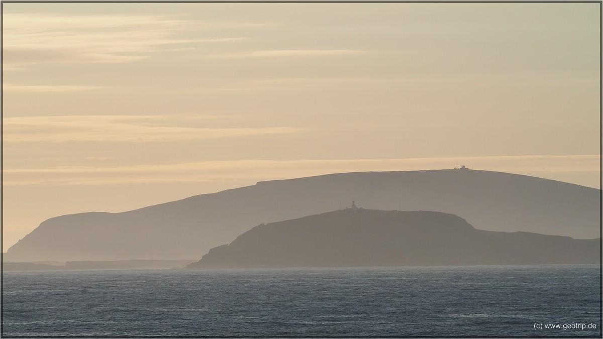 Schade, Shetland ist Geschichte..