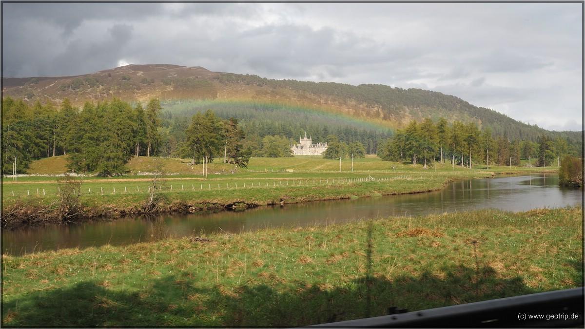 Schottland Wetter