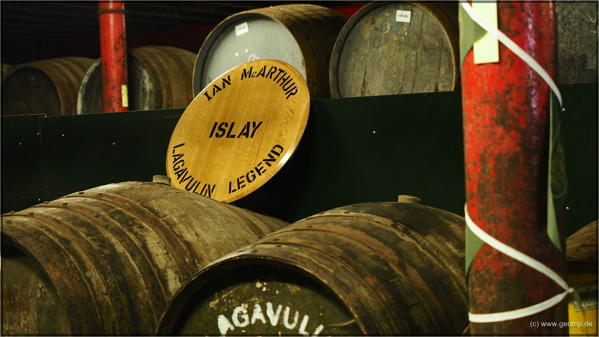 Legend of Islay