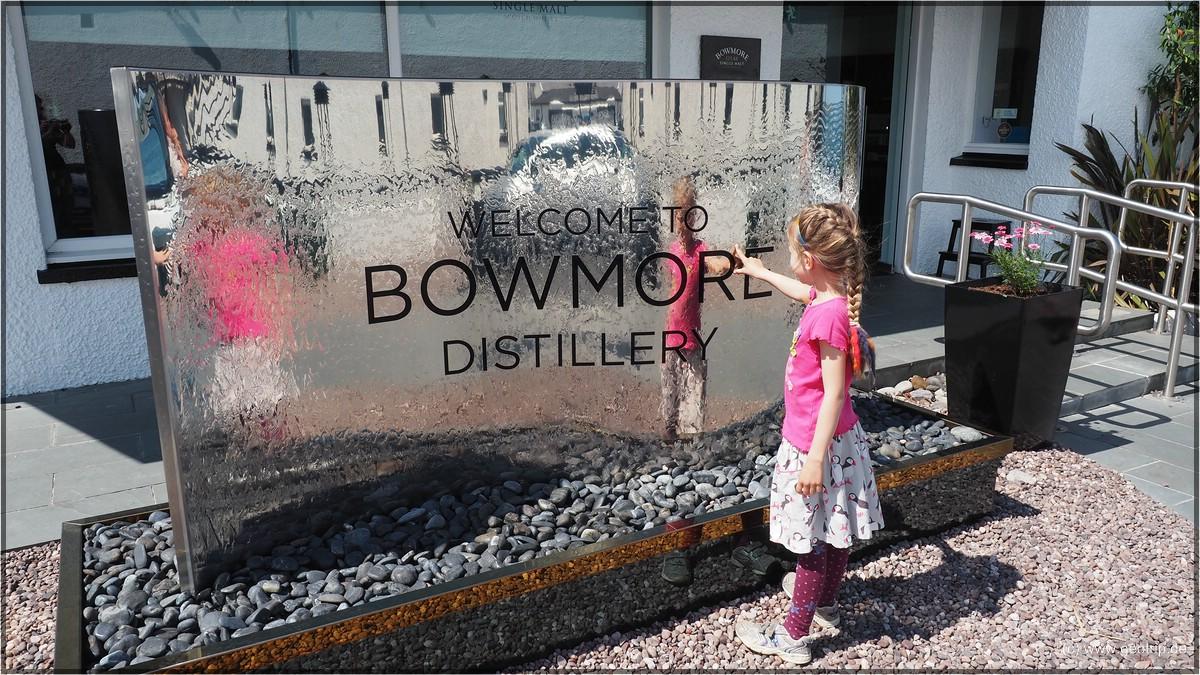 Tochter wird von manchen Whiskyfans beneidet