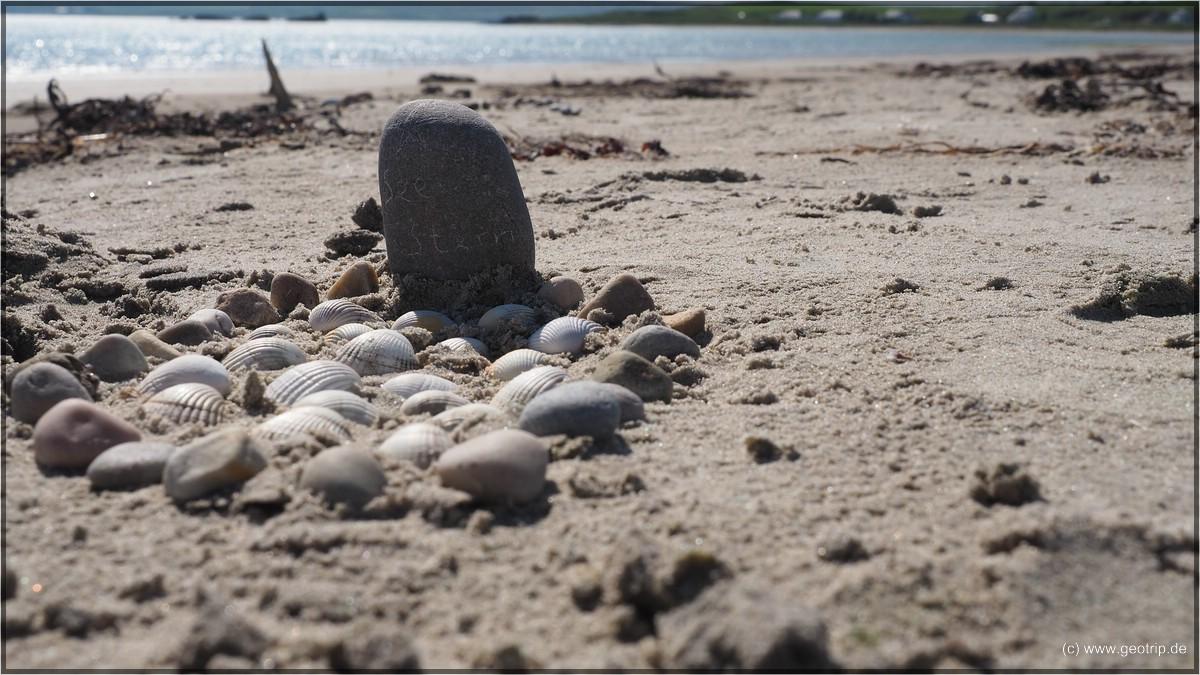 Eines unserer Gräber