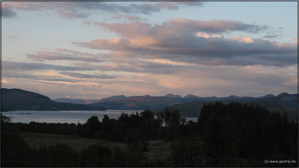 Ortswechsel: Highlands