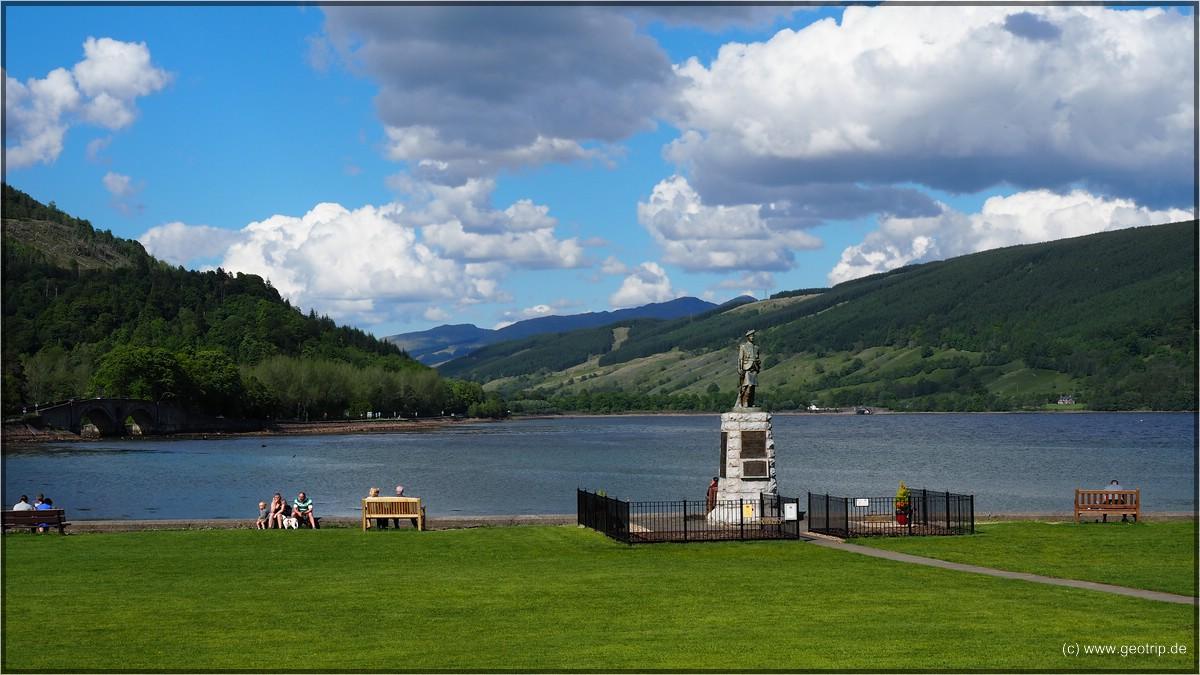 und Highlands...