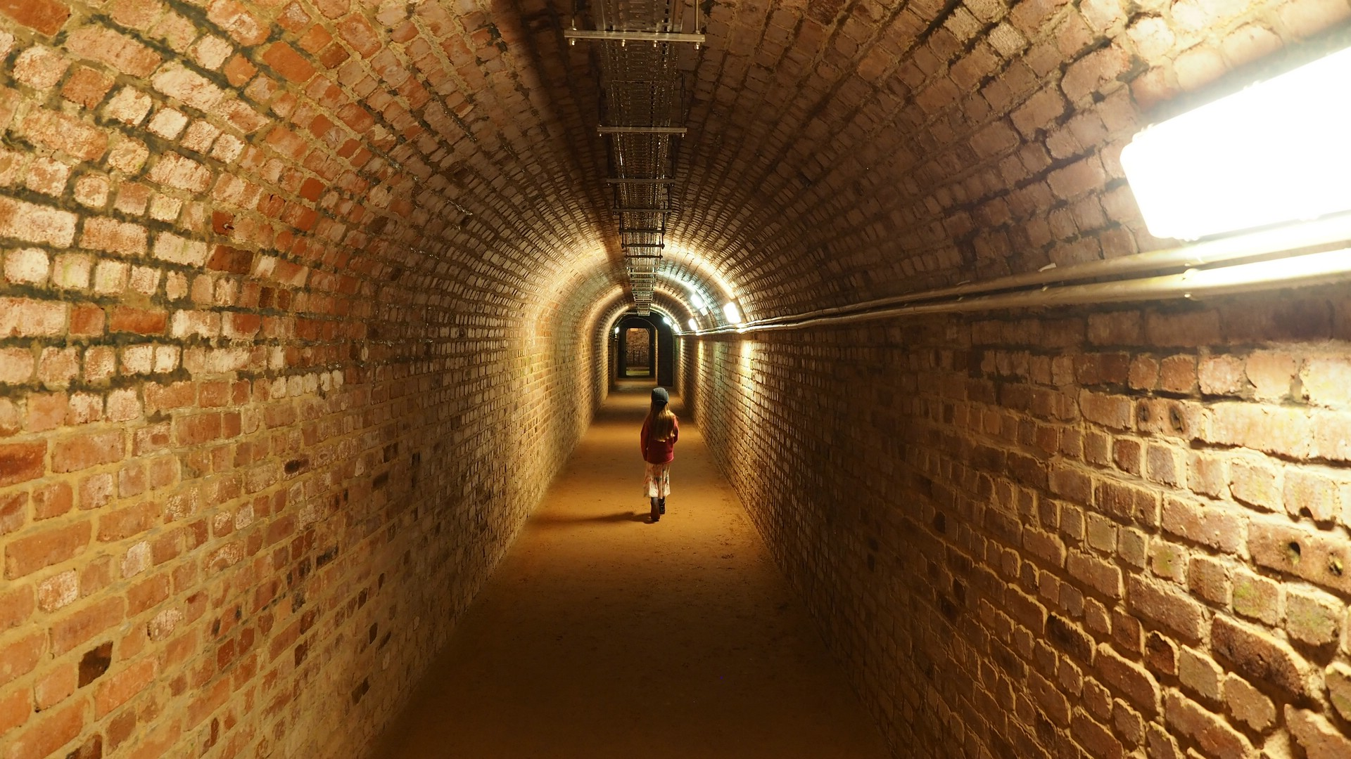 Bunkergänge