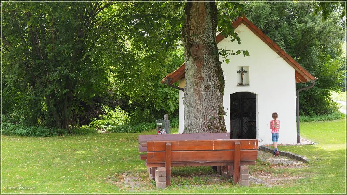 Die erste Kapelle des Tages