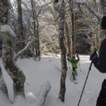Schneeschuhtour!