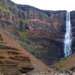 Wasserfall Nummer 100, 101, 102 und 103